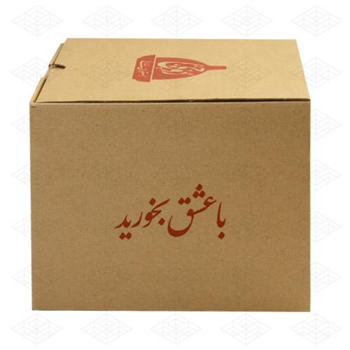 جعبه کترینگ قفل دار