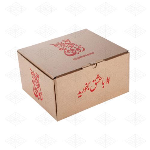 جعبه غذای بیرون بر سفره ای ای فلوت