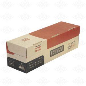 جعبه مقوایی دوپلکس