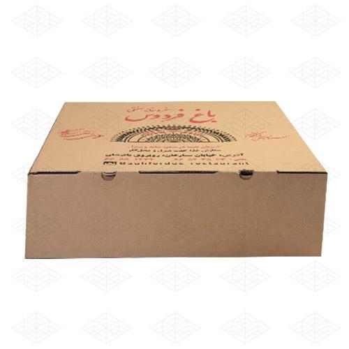 جعبه کترینگ ای فلوت